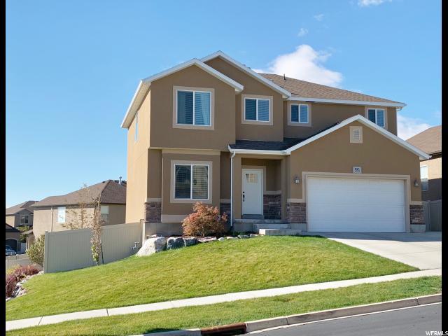 581 W Crenshaw Ct, Saratoga Springs, UT 84045 (#1559241) :: The Fields Team
