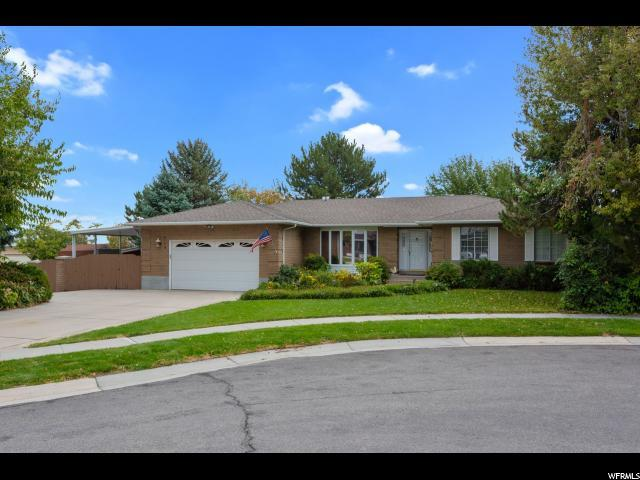 5179 S Danshill Cir. W, Taylorsville, UT 84129 (#1559407) :: RE/MAX Equity
