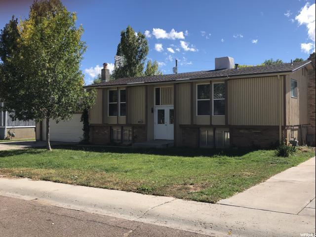 428 E 650 N, Roosevelt, UT 84066 (#1559934) :: Exit Realty Success