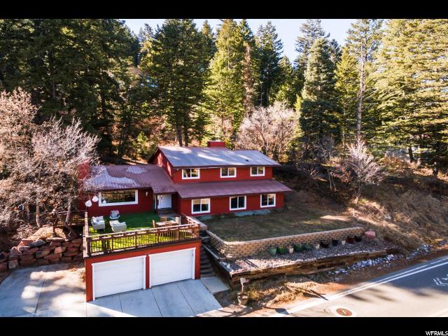 420 Parkview Dr, Park City, UT 84098 (#1560656) :: Exit Realty Success