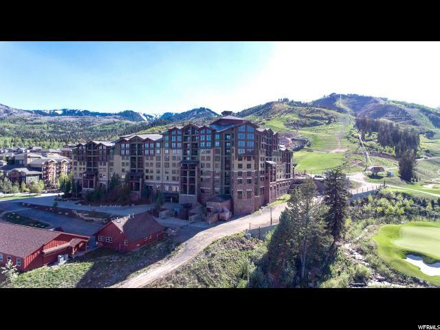 3855 Grand Summit Dr #522, Park City, UT 84098 (#1560832) :: The Fields Team