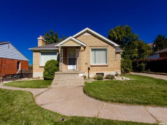 1526 E 22ND S, Ogden, UT 84401 (#1560857) :: Bustos Real Estate | Keller Williams Utah Realtors