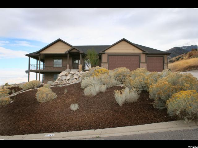 2015 Pebble Creek Ln, Logan, UT 84341 (#1560979) :: Big Key Real Estate