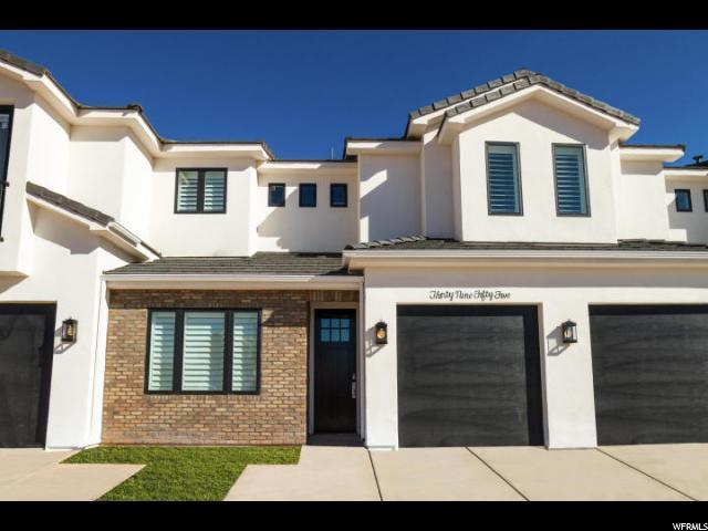 529 E Tincup Ln #35, Washington, UT 84780 (#1561137) :: Powerhouse Team | Premier Real Estate
