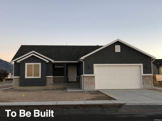 202 Monument Rock Rd, Lake Point, UT 84074 (#1561365) :: Red Sign Team
