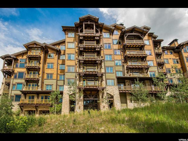 8902 Empire Club Dr #407, Park City, UT 84060 (#1561725) :: goBE Realty