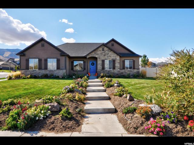 2757 S Day Lilly Dr W, Saratoga Springs, UT 84045 (#1561746) :: Action Team Realty