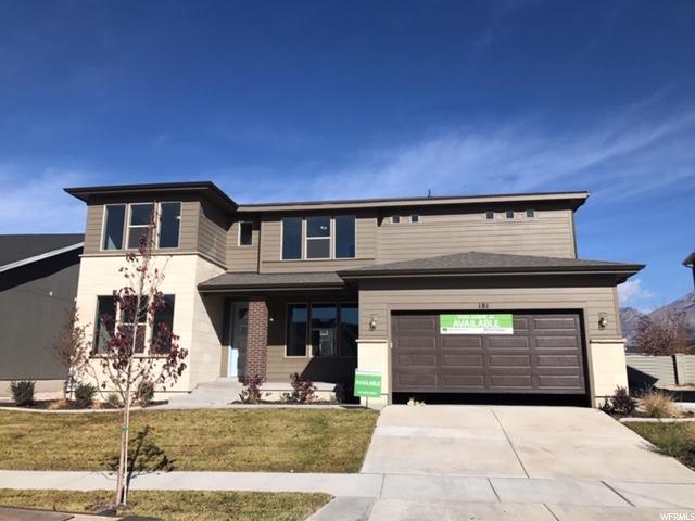 181 E 580 N #167, Vineyard, UT 84058 (#1562046) :: Big Key Real Estate