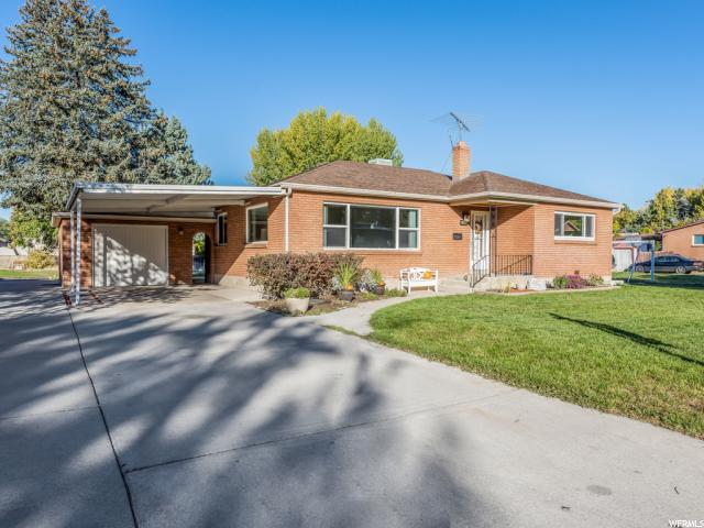 669 N 970 W, Provo, UT 84601 (#1562414) :: Big Key Real Estate
