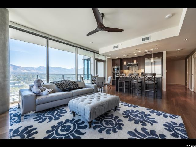 35 E 100 St S #1802, Salt Lake City, UT 84111 (#1562956) :: The Utah Homes Team with iPro Realty Network