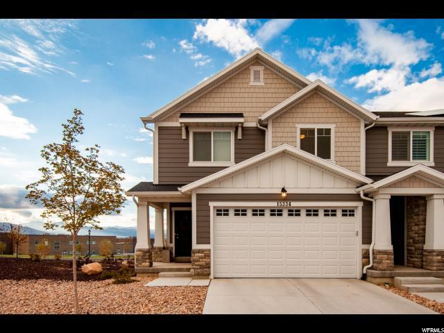 15334 S Tarawa Dr W, Bluffdale, UT 84065 (#1563033) :: Red Sign Team