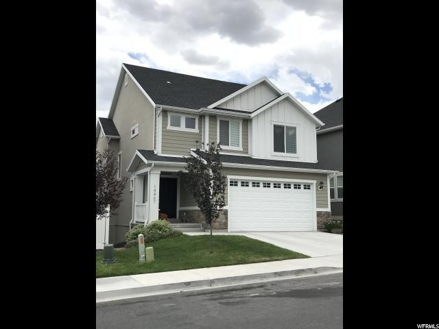 14467 S Yellow Topaz Rd W, Herriman, UT 84096 (#1563104) :: Action Team Realty