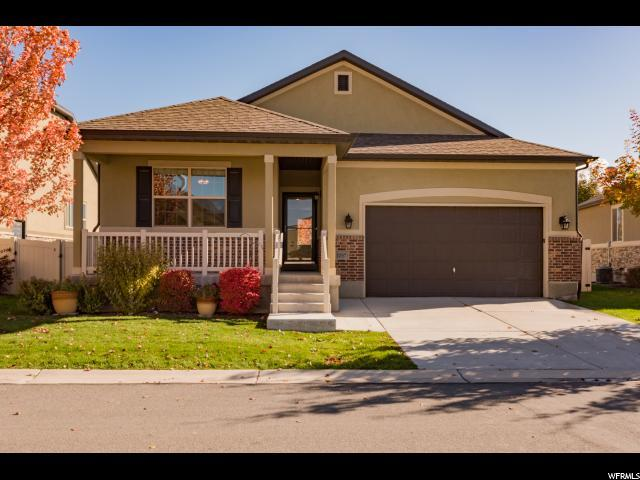 11157 S Village Grove Ln W, South Jordan, UT 84095 (#1563347) :: Action Team Realty