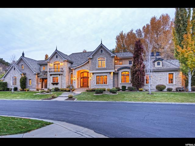 4417 N Stafford Ct, Provo, UT 84604 (#1564983) :: Red Sign Team