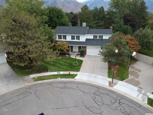 2280 E Zermatt Cir S, Sandy, UT 84093 (#1565330) :: The Utah Homes Team with iPro Realty Network