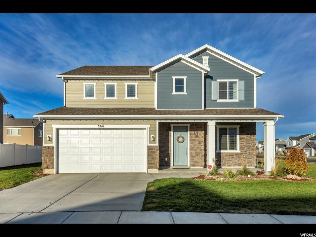 3516 S Clearwater Way, Syracuse, UT 84075 (#1565345) :: RE/MAX Equity