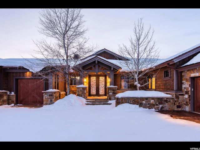 3780 E Tuhaye Hollow Dr, Kamas, UT 84036 (MLS #1565544) :: High Country Properties