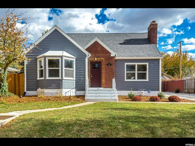 2483 S Chadwick St, Salt Lake City, UT 84106 (#1565961) :: The Fields Team