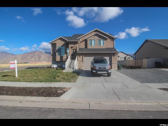 2184 N 50 W, Tooele, UT 84074 (#1566181) :: Colemere Realty Associates