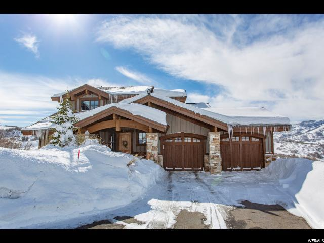 10744 N Hideout Trl #28, Keetley, UT 84032 (MLS #1566278) :: High Country Properties