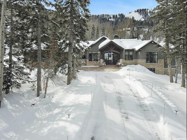 103 White Pine Canyon Rd, Park City, UT 84098 (MLS #1566443) :: High Country Properties