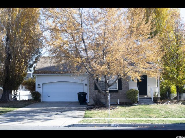 1349 S Banbury Dr, Syracuse, UT 84075 (#1566510) :: The One Group