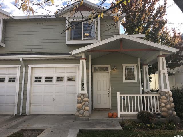 102 N Bamberger Ct E, North Salt Lake, UT 84054 (#1566527) :: Eccles Group