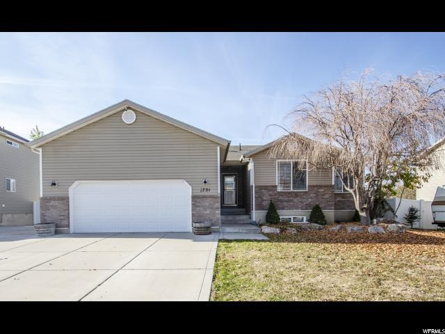 1721 N 2340 W, Clinton, UT 84015 (#1566645) :: Colemere Realty Associates