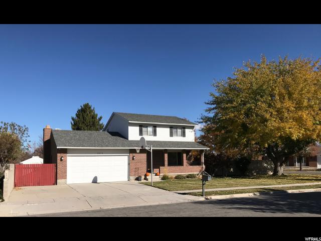 2890 W 5700 S, Taylorsville, UT 84129 (#1566650) :: Exit Realty Success