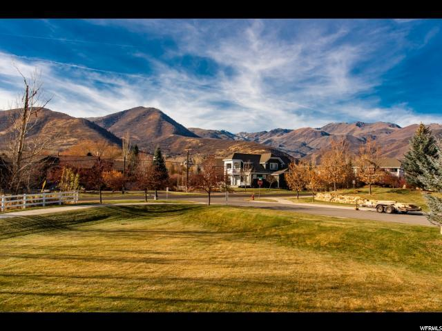 309 W Burnts Field Rd, Midway, UT 84049 (MLS #1566786) :: High Country Properties