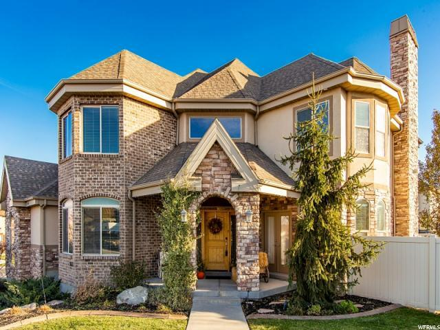 1653 W River View Dr S, Bluffdale, UT 84065 (#1566791) :: Colemere Realty Associates