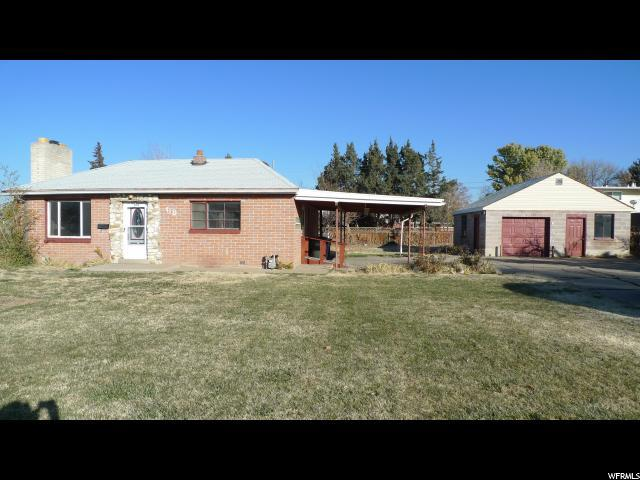 418 W 800 N, Sunset, UT 84015 (#1567035) :: Colemere Realty Associates