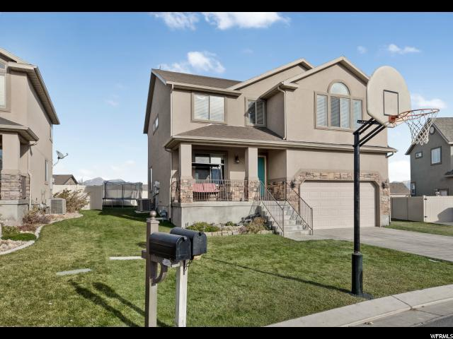 7652 Silver Ranch Rd, Eagle Mountain, UT 84005 (#1567186) :: Red Sign Team