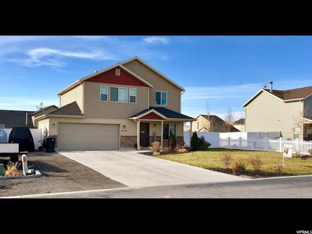 608 S Lakeside Dr E G30, Franklin, ID 83237 (#1567392) :: The One Group
