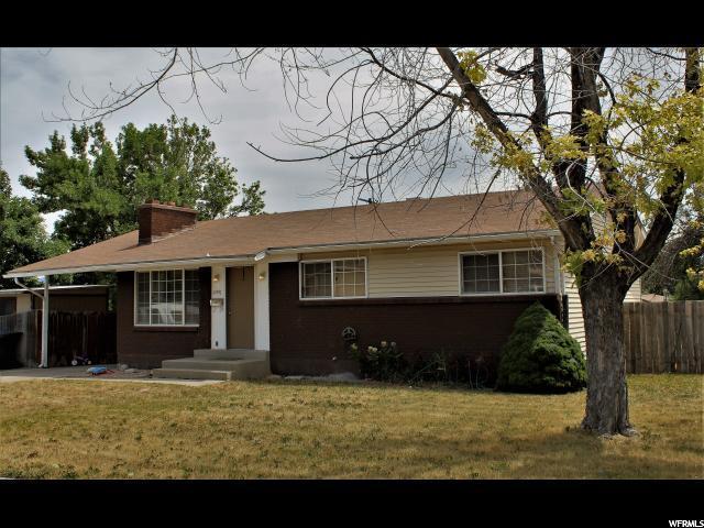4991 S Southridge Dr W, Taylorsville, UT 84129 (#1567757) :: Exit Realty Success