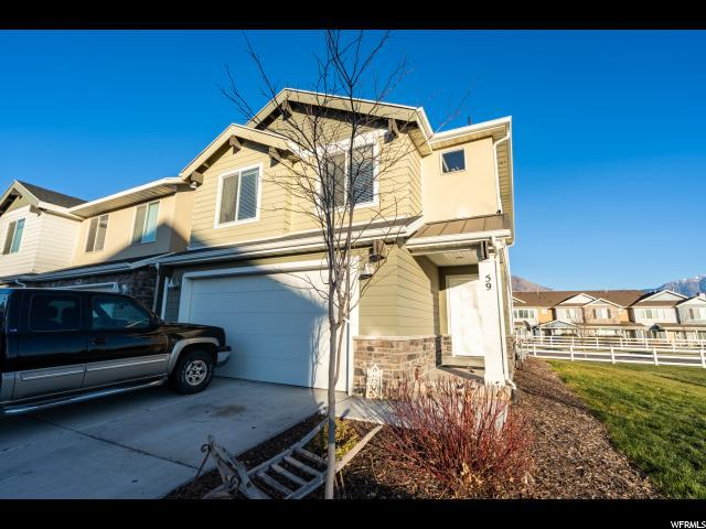 59 S 1700 W, Pleasant Grove, UT 84062 (#1567921) :: Red Sign Team