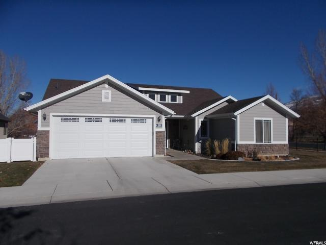 265 W 3480 S, Nibley, UT 84321 (#1568026) :: The One Group