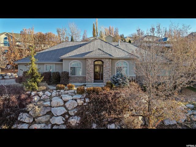 4844 S Burch Creek Hollow, South Ogden, UT 84403 (#1568473) :: Keller Williams Legacy