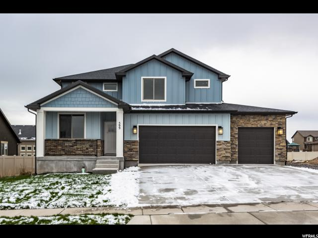 599 N Sage Ln, Saratoga Springs, UT 84045 (#1569508) :: Red Sign Team
