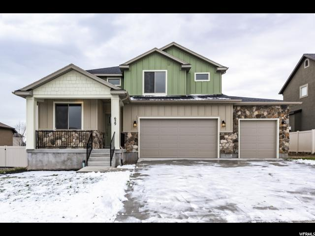629 N Sidney Ln #60, Saratoga Springs, UT 84045 (#1569518) :: Red Sign Team