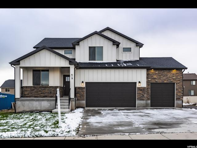619 N Sage Ln, Saratoga Springs, UT 84045 (#1569550) :: Red Sign Team