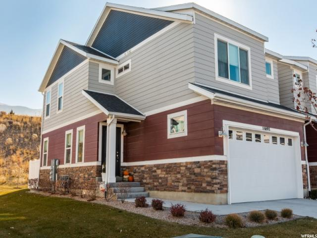 15093 S Gallant Dr W, Bluffdale, UT 84065 (#1569695) :: Red Sign Team