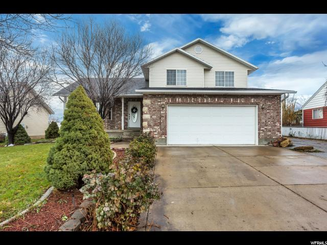 354 N 500 E, Payson, UT 84651 (#1569770) :: The One Group