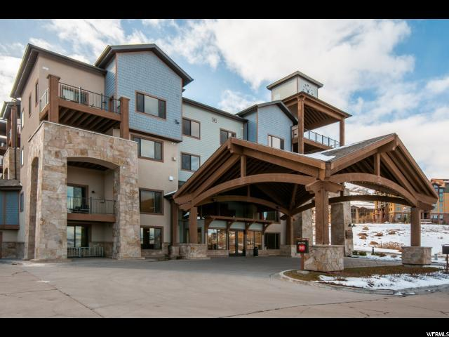 2653 Canyons Resort Dr, Park City, UT 84098 (MLS #1570013) :: High Country Properties