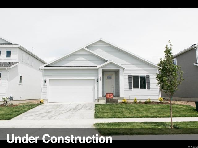 226 N 590 E 84 BP, Vineyard, UT 84059 (#1570241) :: Keller Williams Legacy