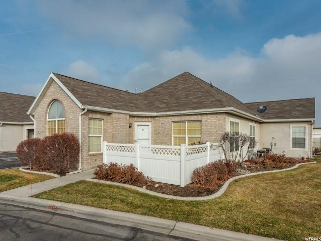 4666 W Villa View Dr S A, West Valley City, UT 84120 (#1570340) :: Red Sign Team