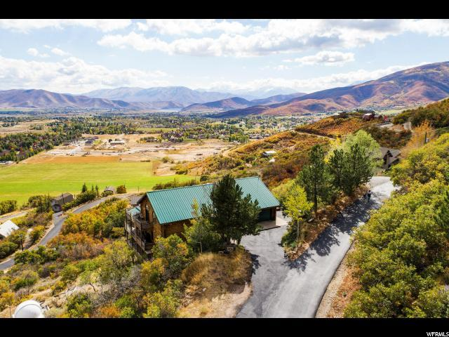333 Bern Way, Midway, UT 84049 (MLS #1570660) :: High Country Properties
