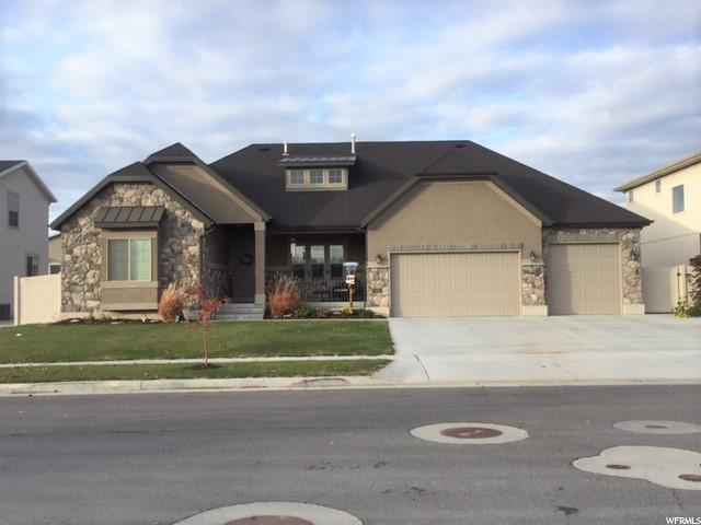 351 E Angell Way N, Stansbury Park, UT 84074 (#1570703) :: Red Sign Team