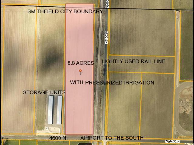 1000 S 400 W, Smithfield, UT 84335 (#1570761) :: The One Group