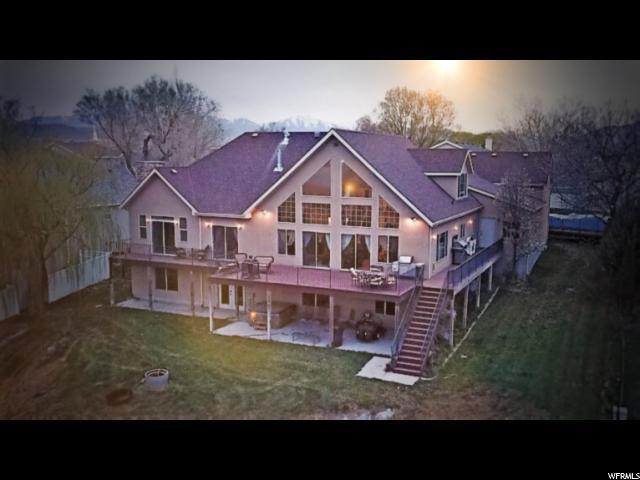 414 E Cattail Ct S, Saratoga Springs, UT 84045 (#1571077) :: Big Key Real Estate